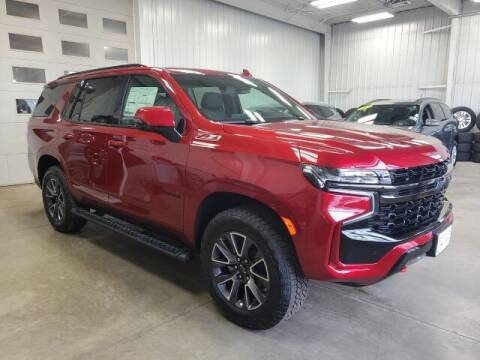2021 Chevrolet Tahoe for sale at Paynesville Chevrolet - Buick in Paynesville MN
