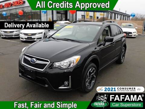2017 Subaru Crosstrek for sale at FAFAMA AUTO SALES Inc in Milford MA