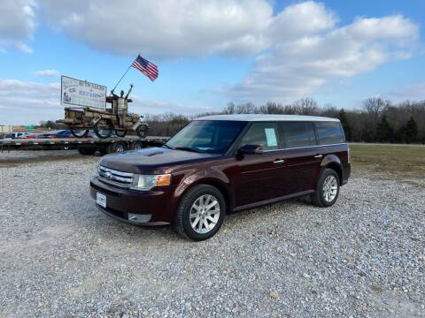 2012 Ford Flex for sale at Ken's Auto Sales & Repairs in New Bloomfield MO