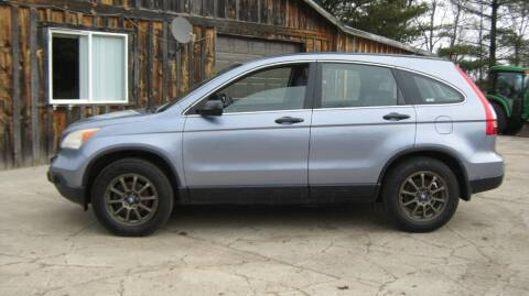2007 Honda CR-V for sale at Spear Auto Sales in Wadena MN