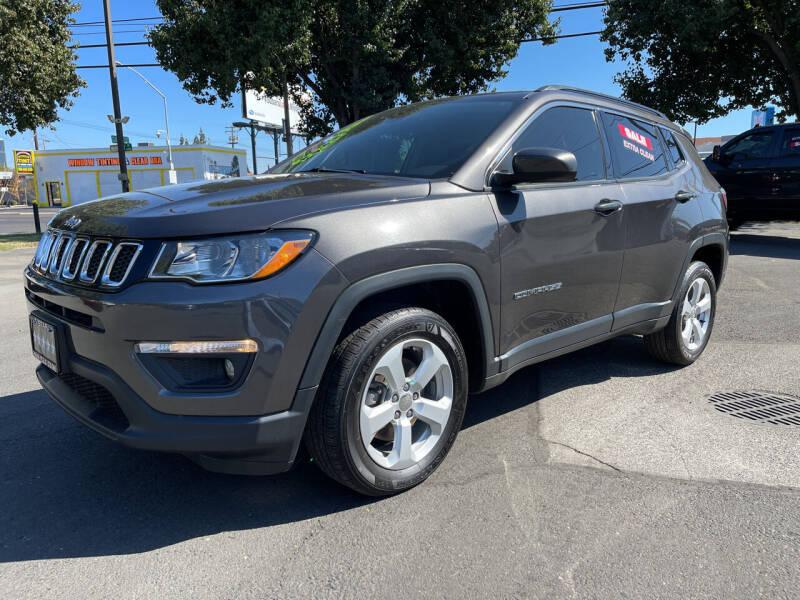 2018 Jeep Compass for sale at 5 Star Auto Sales in Modesto CA