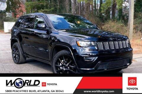 2019 Jeep Grand Cherokee for sale at CU Carfinders in Norcross GA