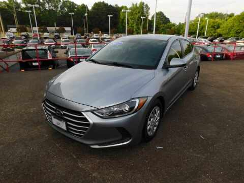 2017 Hyundai Elantra for sale at Paniagua Auto Mall in Dalton GA