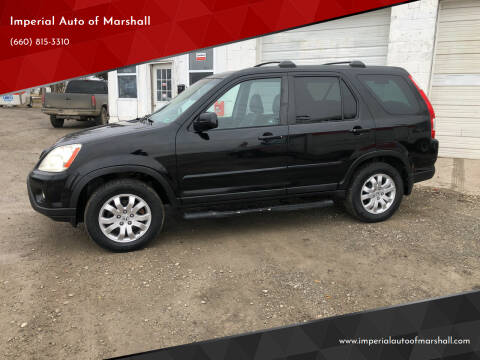 2005 Honda CR-V for sale at Imperial Auto of Marshall - Imperial Auto Of Slater in Slater MO