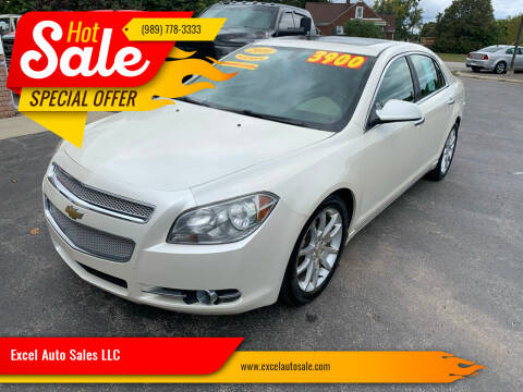 2010 Chevrolet Malibu for sale at Excel Auto Sales LLC in Kawkawlin MI