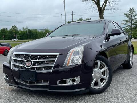 2008 Cadillac CTS for sale at MAGIC AUTO SALES in Little Ferry NJ