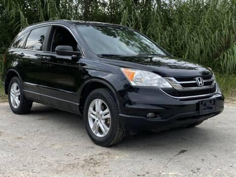 2010 Honda CR-V for sale at AC MOTORCARS LLC in Houston TX