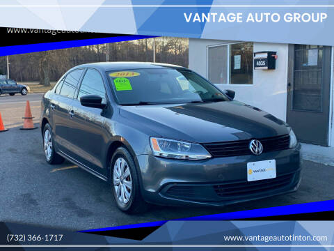 2013 Volkswagen Jetta for sale at Vantage Auto Group in Tinton Falls NJ