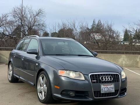 2008 Audi A4 for sale at AutoAffari LLC in Sacramento CA