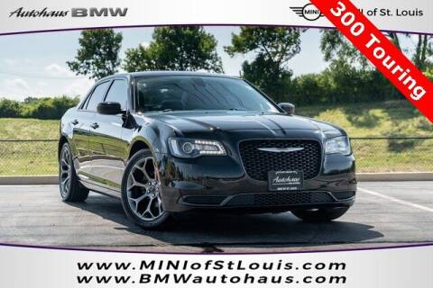2018 Chrysler 300 for sale at Autohaus Group of St. Louis MO - 40 Sunnen Drive Lot in Saint Louis MO