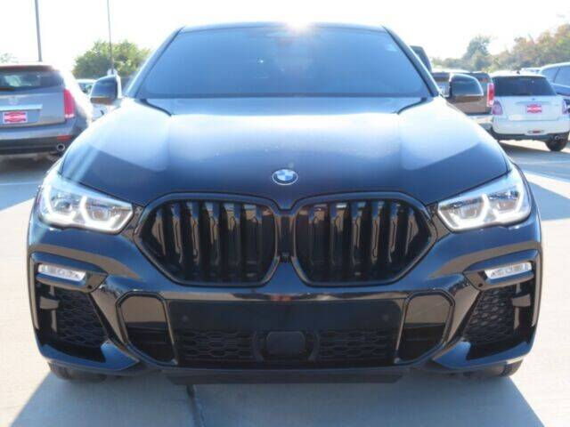 2020 BMW X6 sDrive40i 4dr Sports Activity Coupe - Houston TX