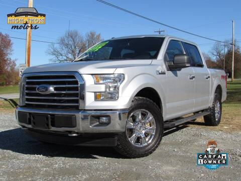 2017 Ford F-150 for sale at High-Thom Motors in Thomasville NC