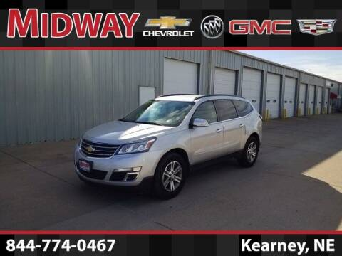 2017 Chevrolet Traverse for sale at Heath Phillips in Kearney NE