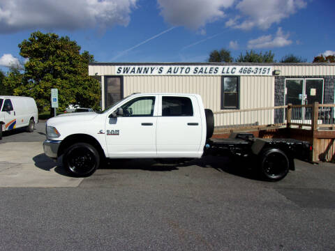 2015 RAM Ram Chassis 3500 for sale at Swanny's Auto Sales in Newton NC