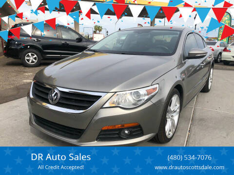 2010 Volkswagen CC for sale at DR Auto Sales in Scottsdale AZ