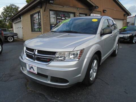 2013 Dodge Journey for sale at IBARRA MOTORS INC in Cicero IL