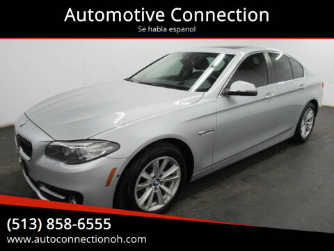 2015 BMW 5 Series for sale at Automotive Connection in Fairfield OH