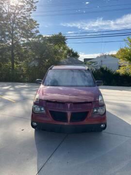 2005 Pontiac Aztek for sale at Suburban Auto Sales LLC in Madison Heights MI