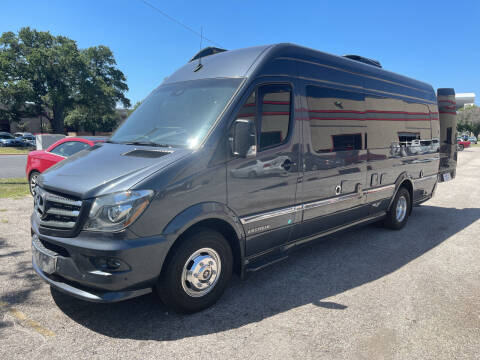 2018 Mercedes-Benz Sprinter Cab Chassis for sale at EA Motorgroup in Austin TX