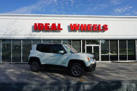 2017 Jeep Renegade for sale at Ideal Wheels in Sioux City IA