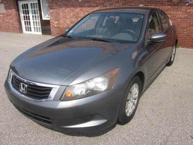 2009 Honda Accord for sale at Tewksbury Used Cars in Tewksbury MA