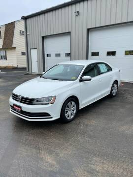 2017 Volkswagen Jetta for sale at AUTOMETRICS in Brunswick ME