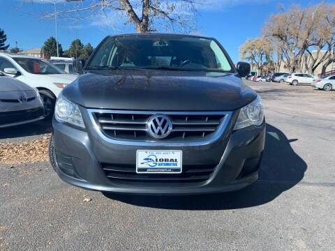 2012 Volkswagen Routan for sale at Global Automotive Imports of Denver in Denver CO