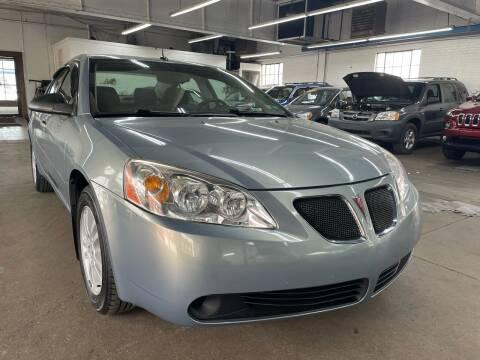 2008 Pontiac G6 for sale at John Warne Motors in Canonsburg PA