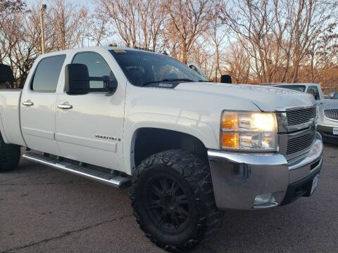 2008 Chevrolet Silverado 2500HD for sale at Gordon Auto Sales LLC in Sioux City IA