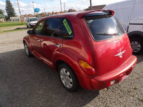 2004 Chrysler PT Cruiser for sale at English Autos in Grove City PA