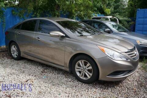 2014 Hyundai Sonata for sale at Michael's Auto Sales Corp in Hollywood FL