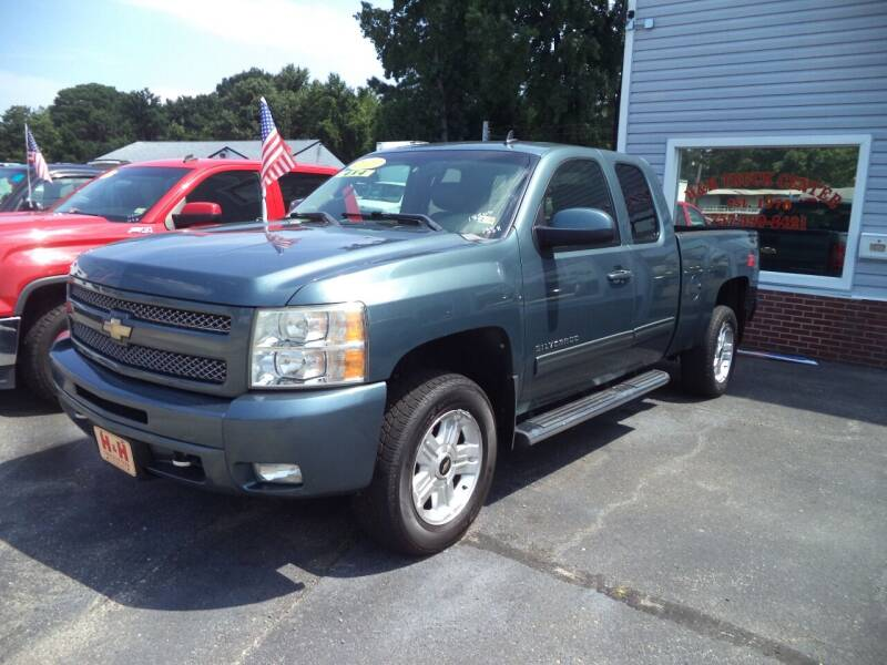 2010 Chevrolet Silverado 1500 for sale at H and H Truck Center in Newport News VA