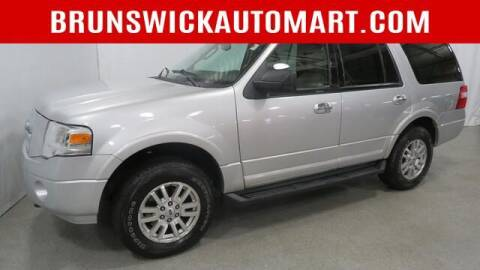 2011 Ford Expedition for sale at Brunswick Auto Mart in Brunswick OH