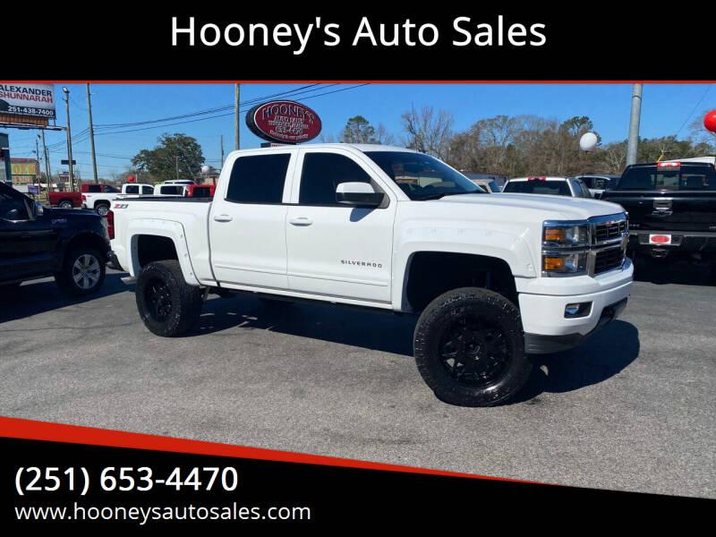 2015 Chevrolet Silverado 1500 for sale at Hooney's Auto Sales in Theodore AL