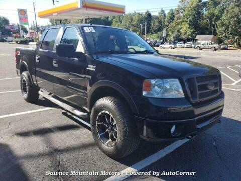 2008 Ford F-150 for sale at Michael D Stout in Cumming GA