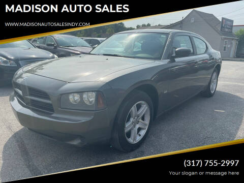 2008 Dodge Charger for sale at MADISON AUTO SALES in Indianapolis IN