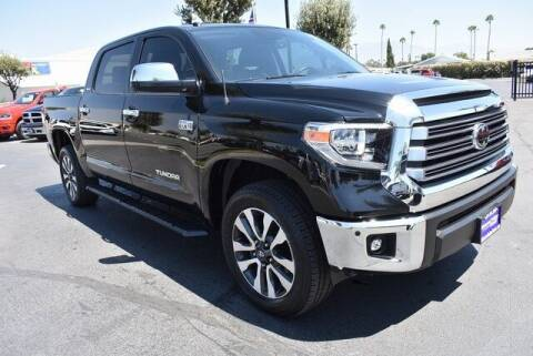 2018 Toyota Tundra for sale at DIAMOND VALLEY HONDA in Hemet CA