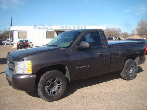 2011 Chevrolet Silverado 1500 for sale at Rocky's Auto Sales in Corpus Christi TX