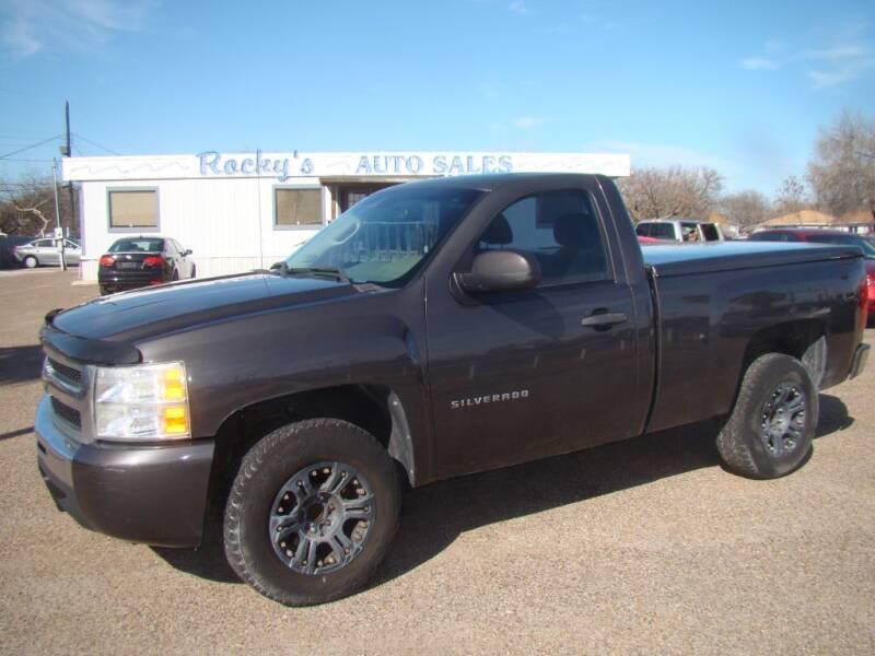 2011 Chevrolet Silverado 1500 for sale at Rocky's Auto Sales in Corpus Christi TX