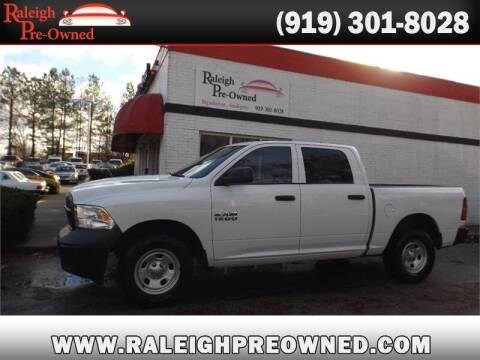 2015 RAM Ram Pickup 1500 for sale at Raleigh Pre-Owned in Raleigh NC