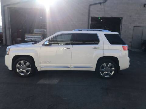 2013 GMC Terrain for sale at Crown Motor Inc in Grand Forks ND