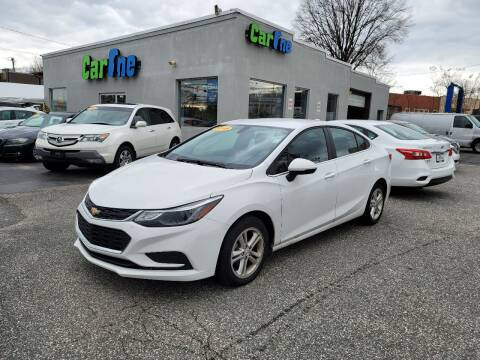 2018 Chevrolet Cruze for sale at Car One in Essex MD