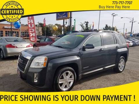 2011 GMC Terrain for sale at AutoBank in Chicago IL