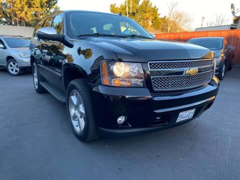 2012 Chevrolet Tahoe for sale at Ronnie Motors LLC in San Jose CA