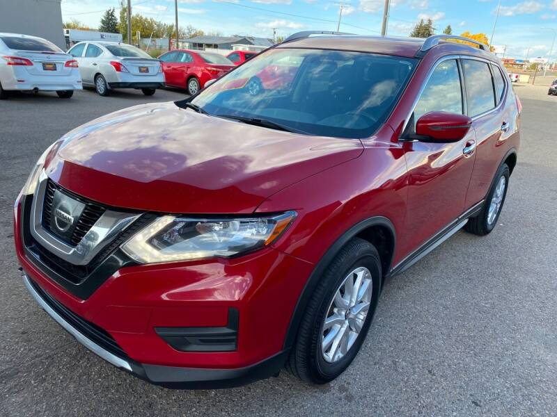 2017 Nissan Rogue AWD SV 4dr Crossover - Idaho Falls ID