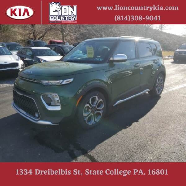 2020 Kia Soul for sale in State College, PA
