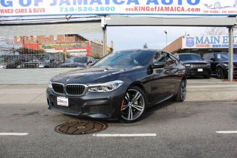 2018 BMW 6 Series for sale at MIKEY AUTO INC in Hollis NY