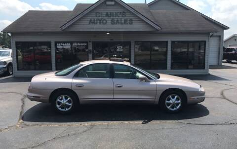 1998 Oldsmobile Aurora for sale at Clarks Auto Sales in Middletown OH