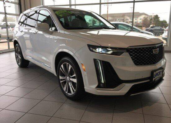 2020 Cadillac XT6 for sale at Rizza Buick GMC Cadillac in Tinley Park IL