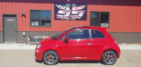 2012 FIAT 500 for sale at SS Auto Sales in Brookings SD